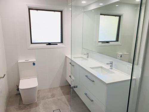 new bathroom in Chapel Hill, QLD