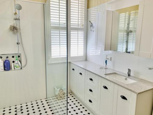 Queenslander Bathroom Renovation - Brisbane